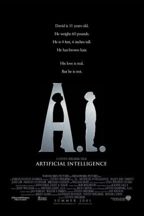 A.I. Artificial Intelligence (2001) – StevenSpielberg