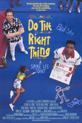 Do the Right Thing (1989) – SpikeLee