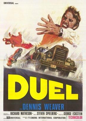 Duel (1971) – StevenSpielberg