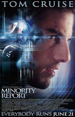 Minority Report (2002) – StevenSpielberg