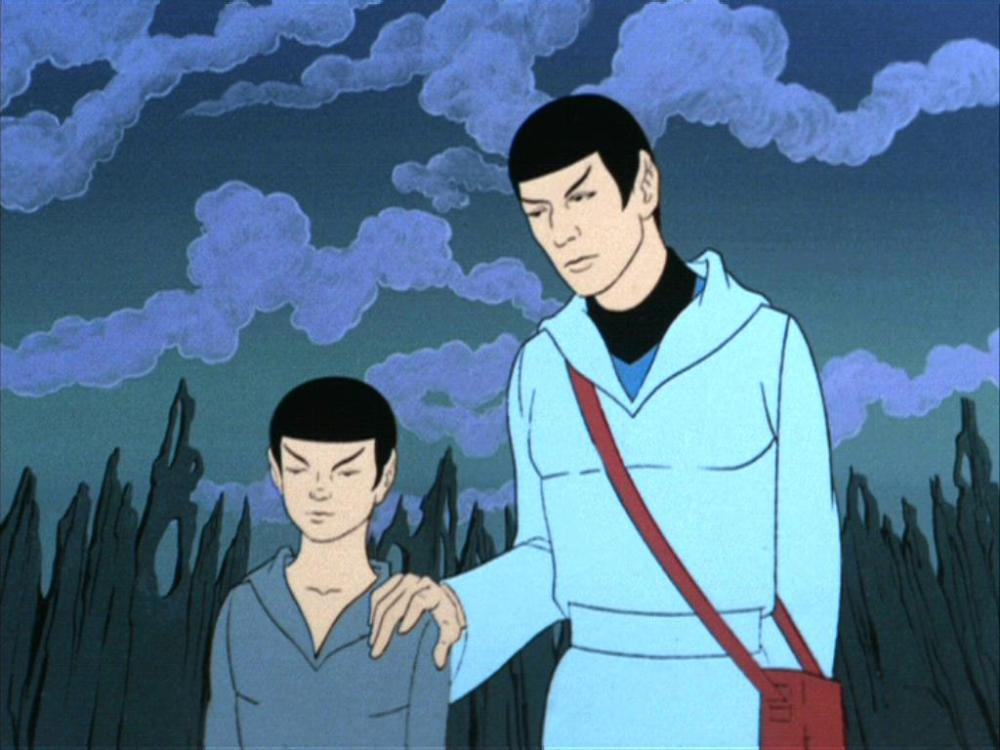 Spock,_young_and_old