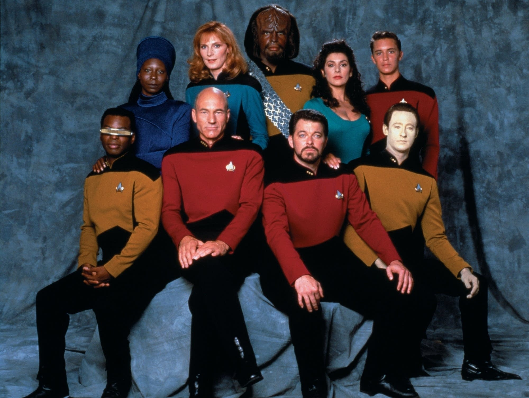 Star Trek: The Next Generation (1991) – The Host, and The