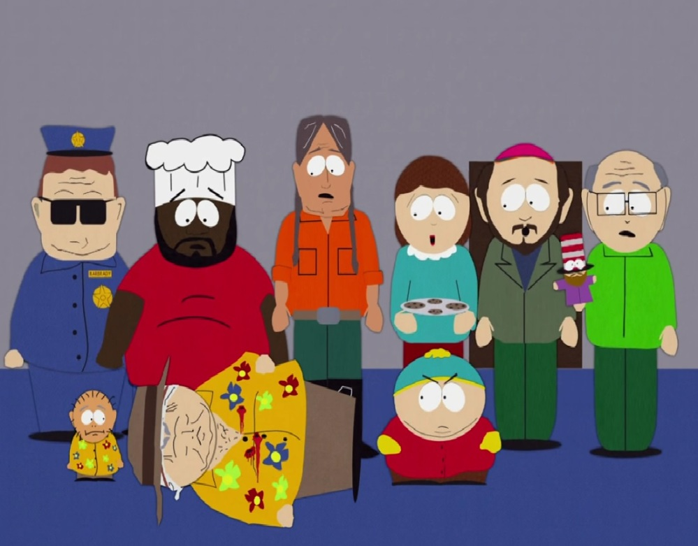 South Park: The Complete Second Season – The Mind Reels