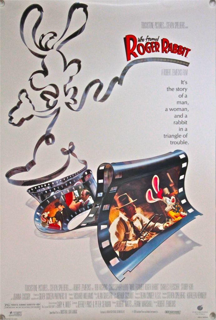 Who Framed Roger Rabbit (1988) – Robert Zemeckis – The Mind Reels