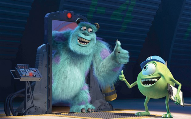 Sully-Mike-Monsters-Inc-3D