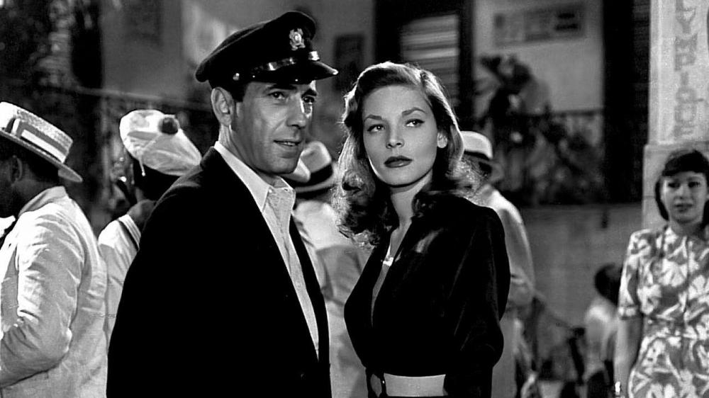 to have and have not- bogart and bacall