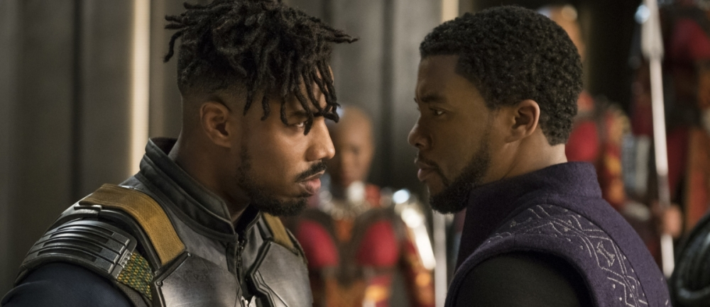 Michael-B.-Jordan-and-Chadwick-Boseman-in-Black-Panther-1200x520