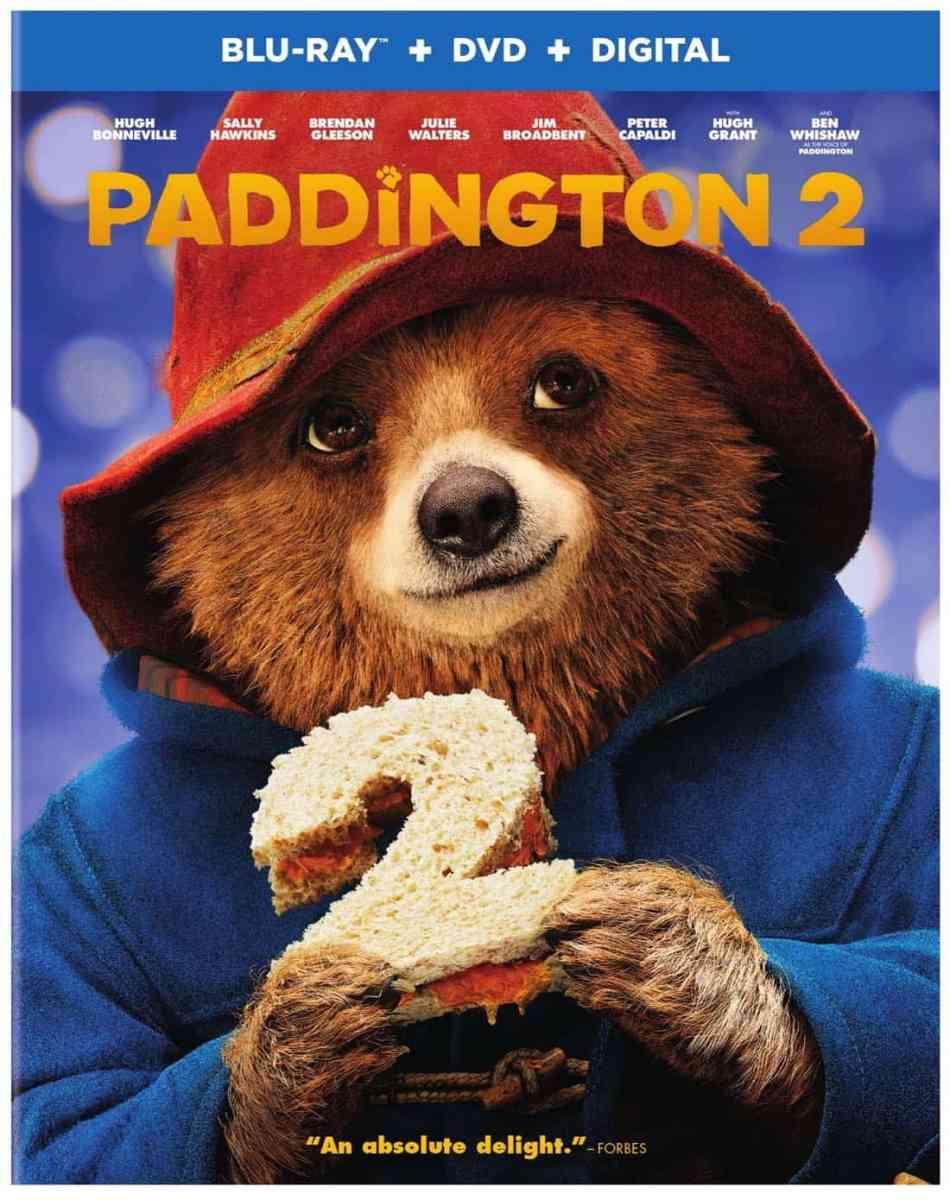 Paddington 2 2017 Blu Ray Review The Mind Reels