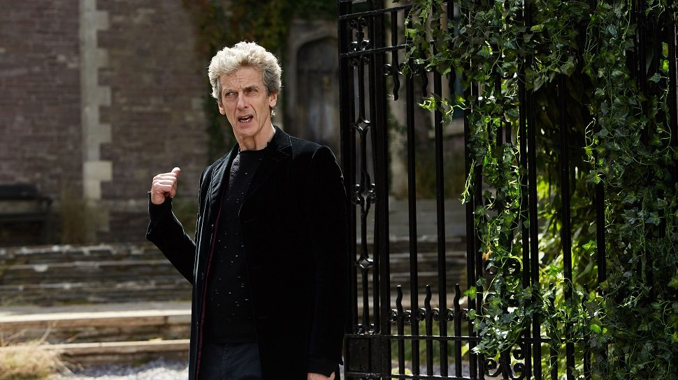 Doctor Who S10 Ep4 Knock Knock