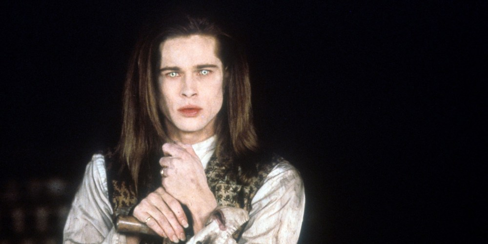 Brad Pitt In 'Interview With The Vampire: The Vampire Chronicles'