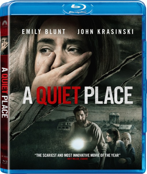 A Quiet Place 2018 Blu Ray Review The Mind Reels
