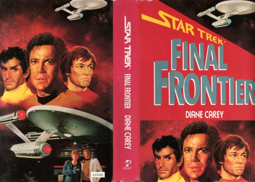 final frontier full cover