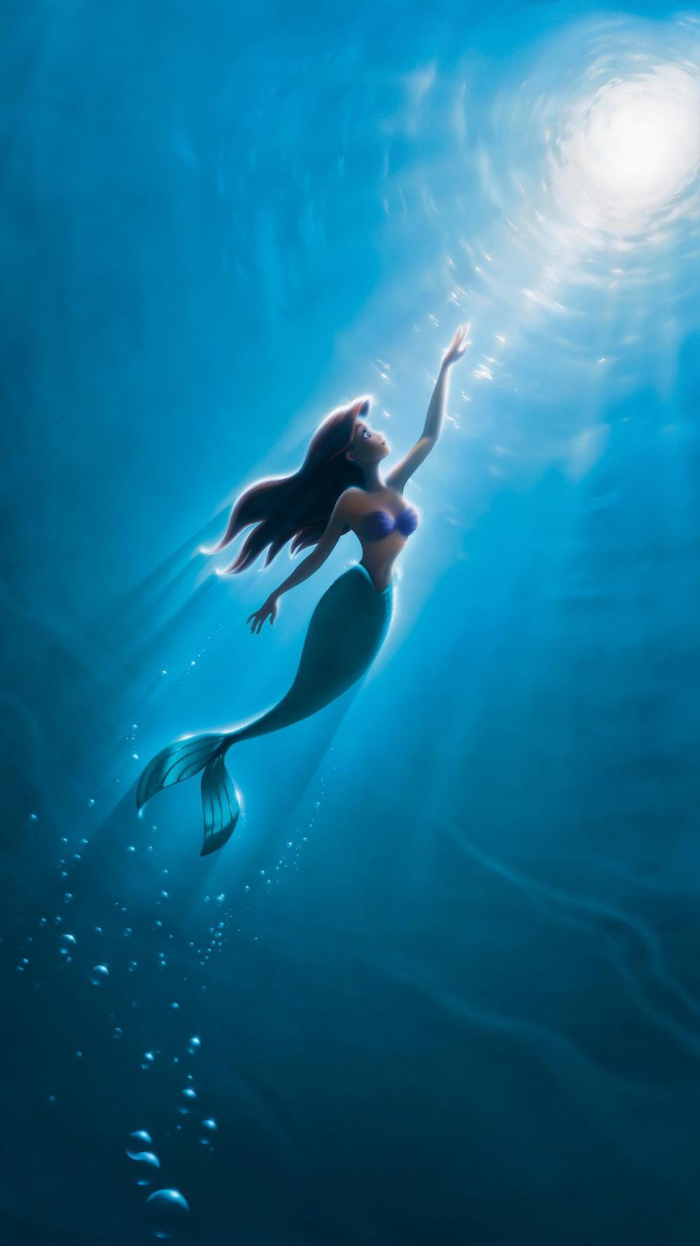 the-little-mermaid-phone-wallpaper