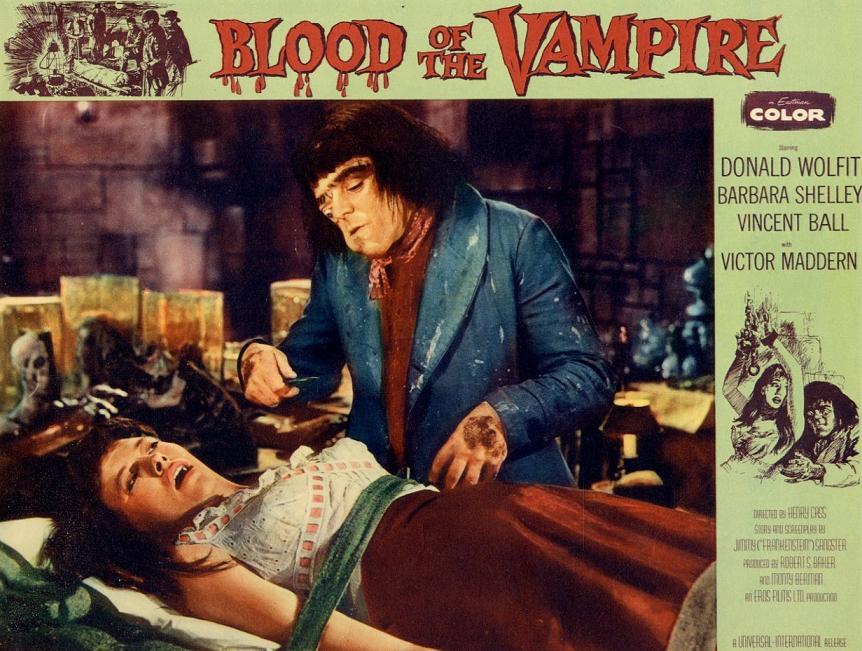 blood v op table m