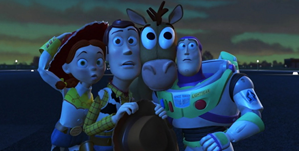 toy-story-2-1999-woody-buzz-lightyear-jessie-bullseye-airport-ending-tim-allen-tom-hanks-joan-cusack-review