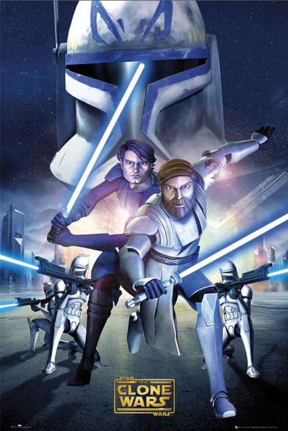 Star Wars: Clone Wars (2008) – Rising Malevolence, Shadow of