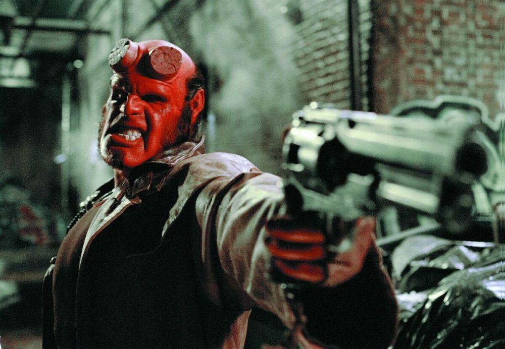 Hellboy-Ron-Perlman-Casting-Guillermo-Del-Toro