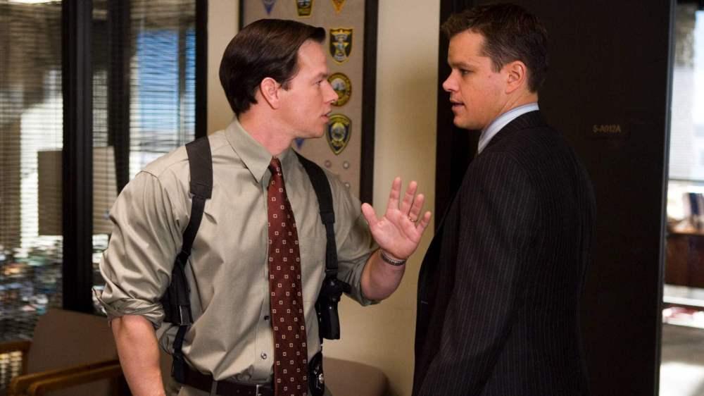 Mark-Wahlberg-Matt-Damon-in-The-Departed