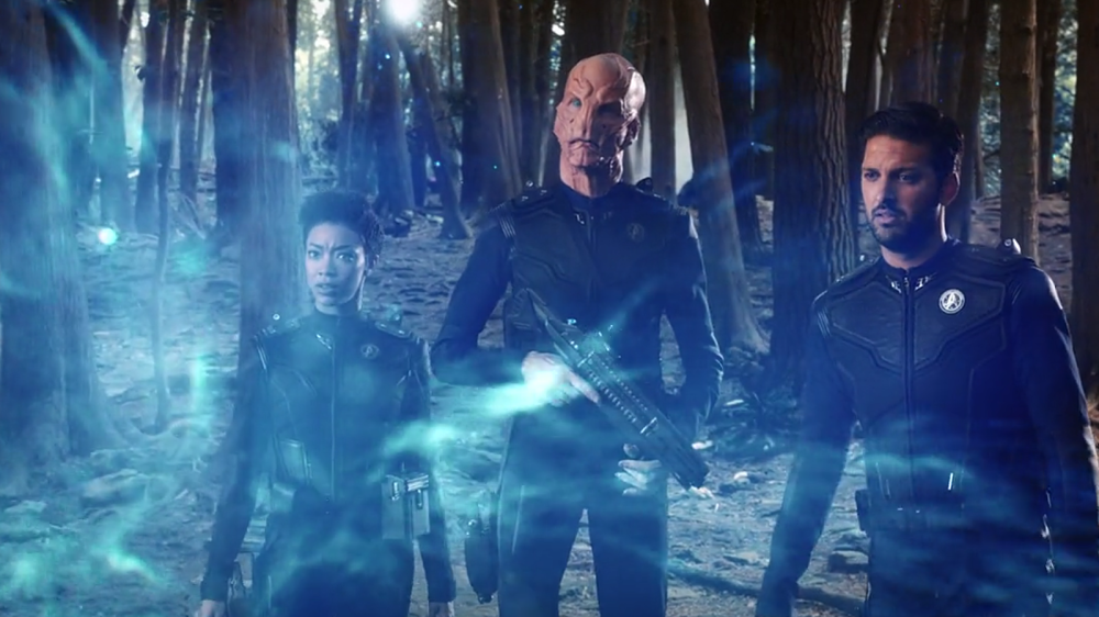 Burnham-Saru-and-Tyler-meet-a-sentient-cloud-of-blue-dust-4c2e859f