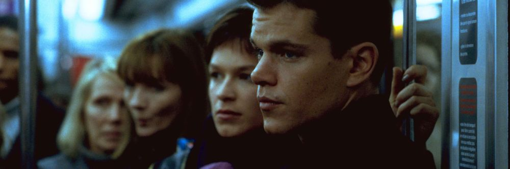 bourne and marie