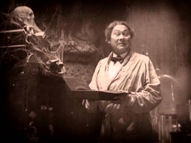 the magician -paul wegener